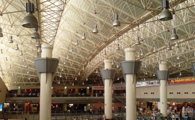 Сингапурский аэропорт признан лучшим вмире