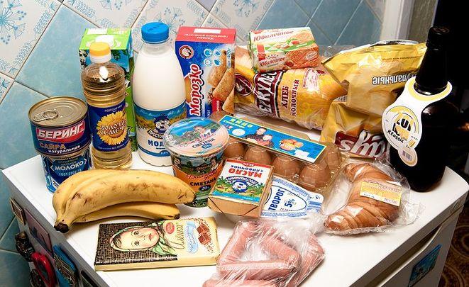 В Российской Федерации стоимость минимального набора продуктов питания возросла до3726 руб.