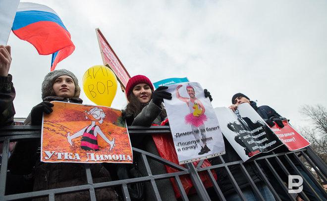 Путину подготовят доклад омитинге против коррупции