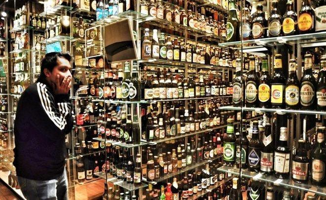 Оборот незаконной торговли спиртом вweb-сети интернет достиг 1,7 млрд руб.
