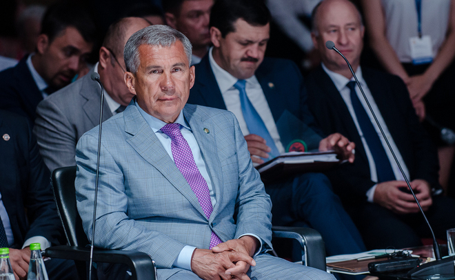 Татарстан на консилиуме  вСочи подпишет ряд договоров  оторгово-экономическом сотрудничестве