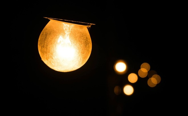 ВКазани и6 районах Татарстана отключили свет из-за ледяного дождя