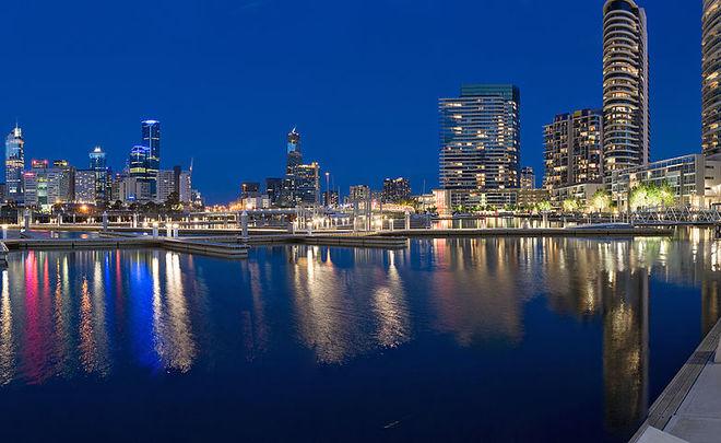 Список наилучших городов для жизни возглавил Мельбурн
