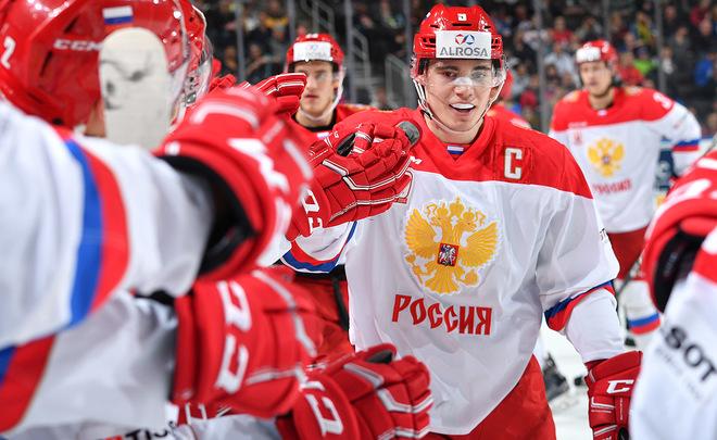 Русские хоккеисты одержали вторую победу вСуперсерии сКанадой