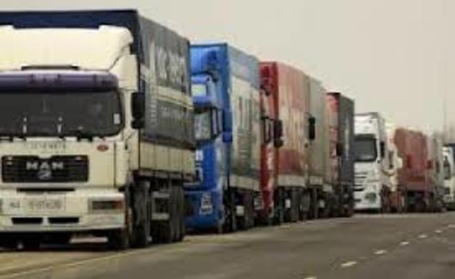 Продовольственные союзы просят отложить повышение тарифа системы «Платон»