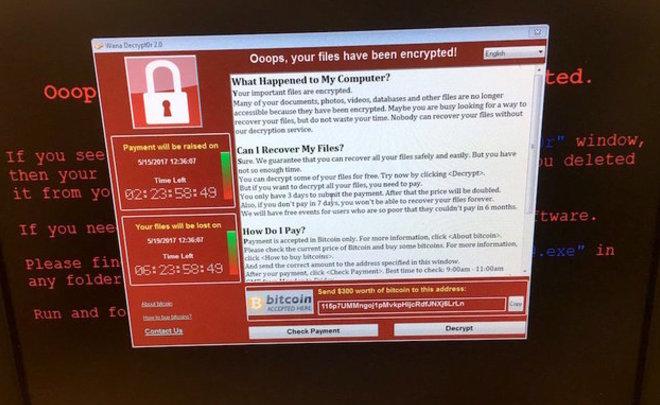 Программист из Англии случайно остановил атаку вируса WannaCry