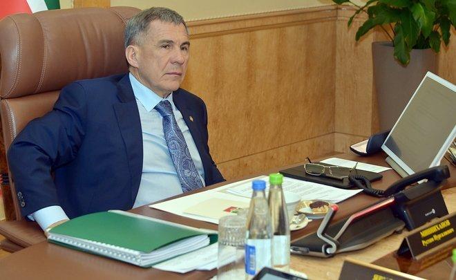 ВТатарстане декларации одоходах чиновников проверит лично руководитель региона