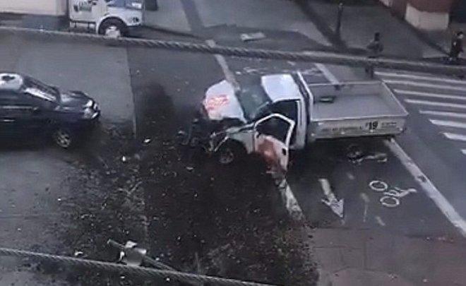 В результате наезда на людей в Нью-Йорке погибли 8 человек