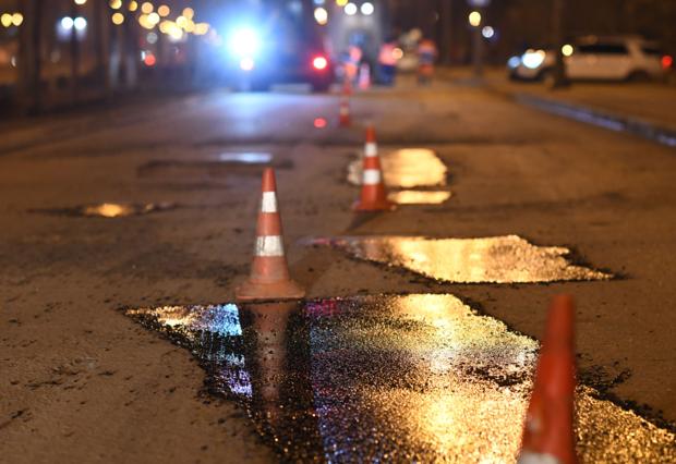 В Казани ямочный ремонт завершили на 50 участках дорог
