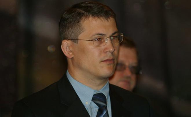 Куратор Госдумы вКремле написал заявление оботставке