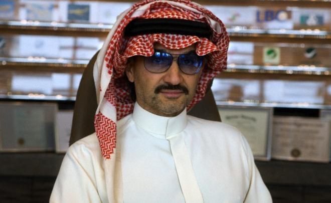 СМИ оценили потери саудовского принца отзадержания в $1,2 млрд