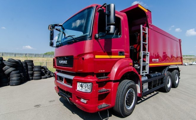 КАМАЗ за год увеличил продажи грузовиков на 25
