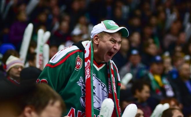 «АкБарс» примет дома «Металлург» врамках стабильного чемпионата КХЛ
