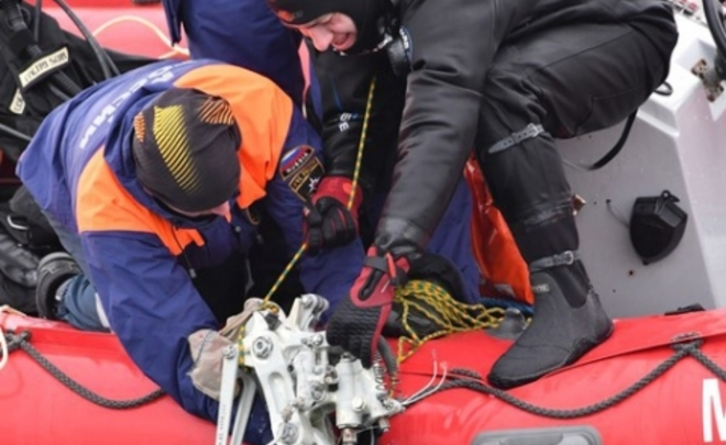 Тела еще 3-х погибших найдены наместе крушения Ту-154