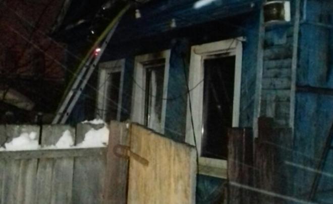 ВЧистополе впроцессе пожара умер 63-летний мужчина