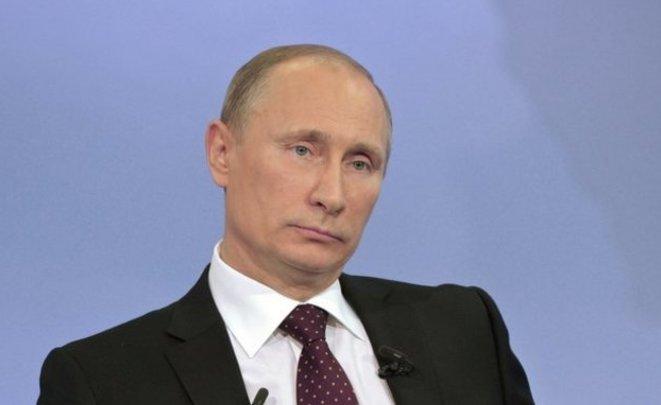 Путин: вмешавшиеся вамериканские выборы хакеры могли быть изсоедененных штатов