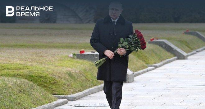 Путин выразил соболезнования сыновьям умершего начальника Канцелярии президента...
