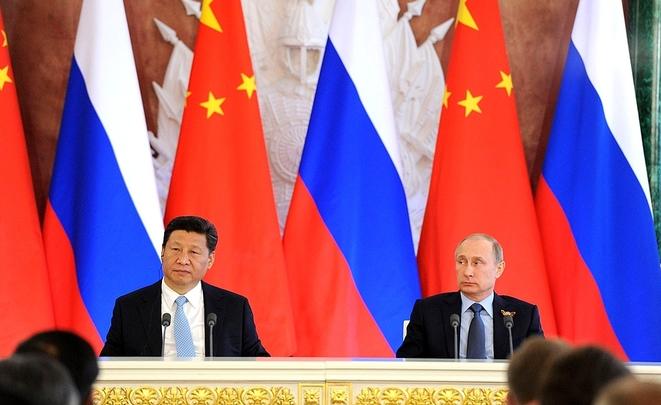 СиЦзиньпин предложил Путину объединиться для защиты суверенитетов собственных стран