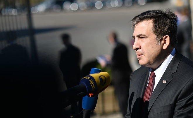 Грузинский суд приговорил Саакашвили ктрем годам лишения свободы