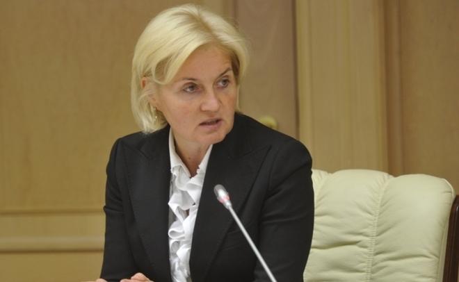 Ольга Голодец: накопительную часть пенсии неразморозят в следующем году