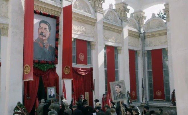 В Беларуси разрешили прокат фильма «Смерть Сталина»