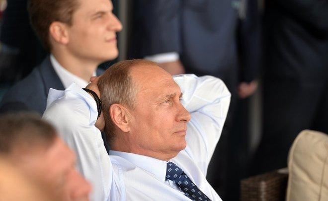 ФОМ: Путину доверяют практически 80% граждан России