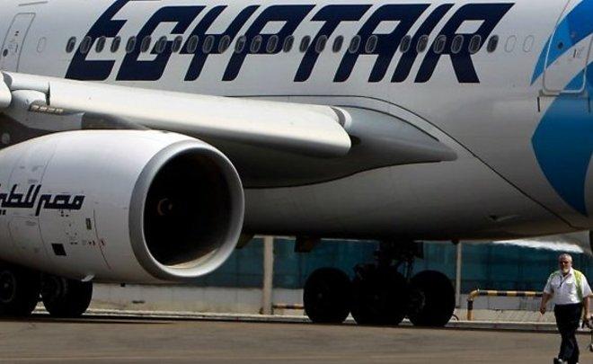 Պայթուցիկի մասին հաղորդման պատճառով EgyptAir ընկերության ինքնաթիռի ուղևորներին էվակուացրել են
