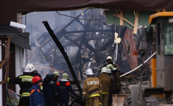 СКР завершил расследование поделу опожаре вТЦ «Адмирал» вКазани