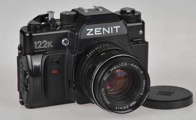 В Российской Федерации возродят производство фотоаппаратов «Зенит»