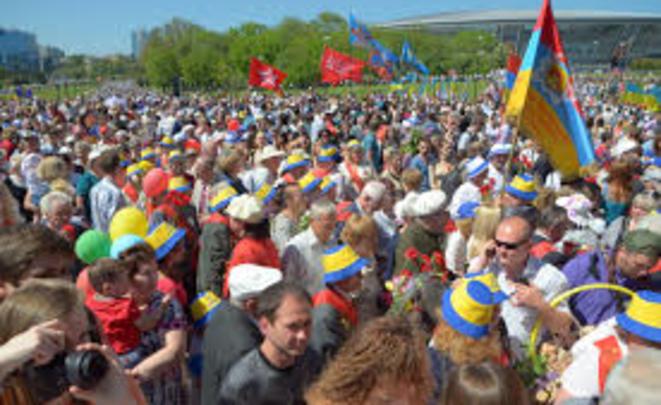 ВУкраинском государстве планируют сделать 9мая рабочим днем
