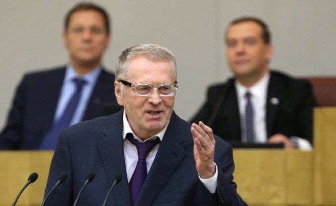 Наиболее популярными депутатами Государственной думы всоцсети «ВКонтакте» стали Жириновский иПоклонская