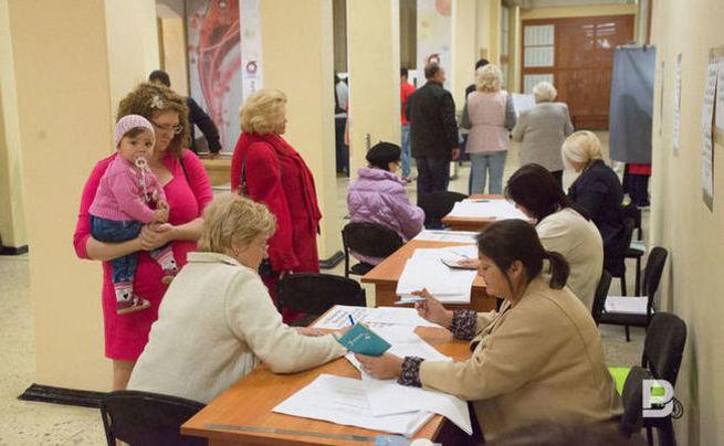 Явка навыборах в Государственную думу была самой низкой завсю историю