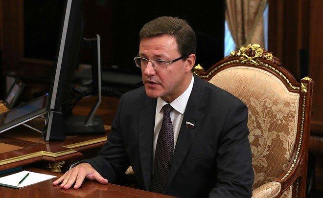 Навыборах губернатора Самарской области лидирует Дмитрий Азаров