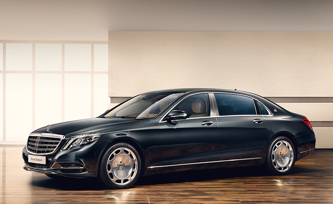 Количество люксовых автомобилей в России превысило 10 тысяч единиц