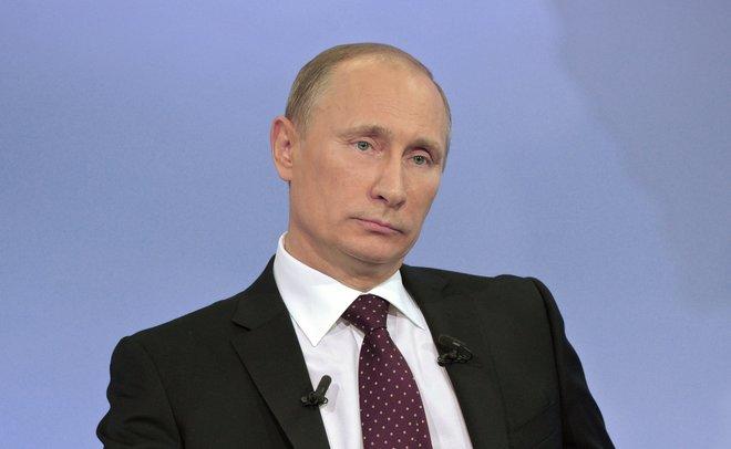Владимир Путин подписал указ обувеличении численности Вооруженных сил
