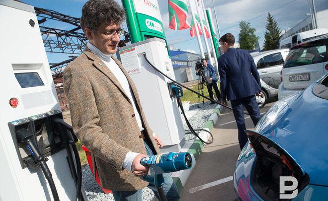 Руководство РФнамерено стимулировать спрос наэлектромобили