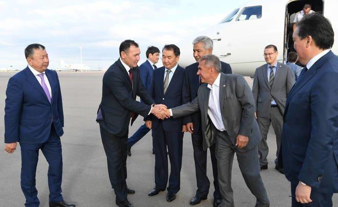 Рустам Минниханов примет участие вАстанинском консилиуме исламской экономики