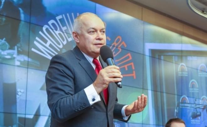 «Нет культу Трампа»: НОД обвинил Киселева втрампомании