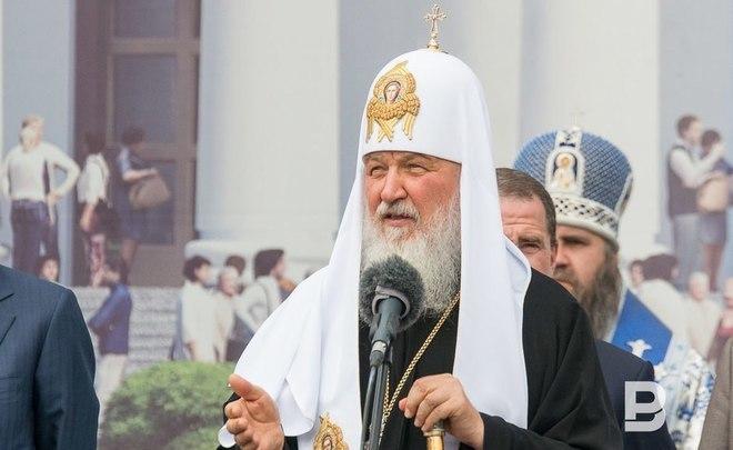 В столице патриарх Кирилл пристыдил пользователей запогоню залайками