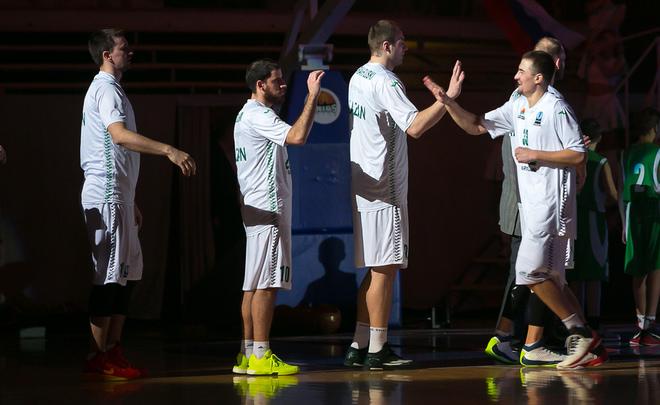 УНИКС уступил «Фенербахче» вматче баскетбольной Евролиги