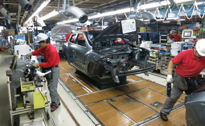 Наяпонских заводах Ниссан выявили факты подлогов при сертификации машин
