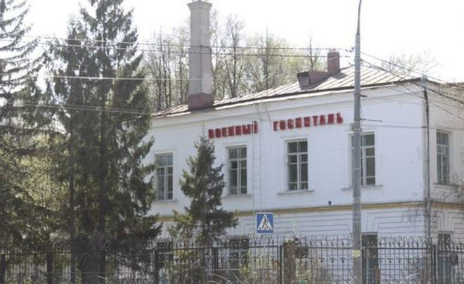 Казанский институт получил вуправление военный госпиталь