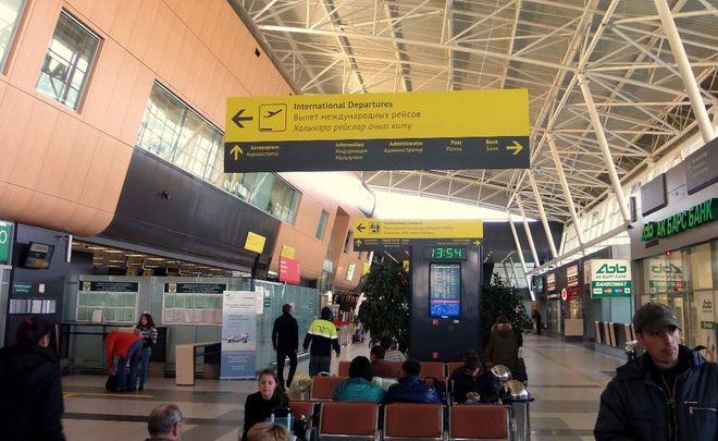 Около 10 рейсов задержано и неменее 30 отменено ваэропортах столицы