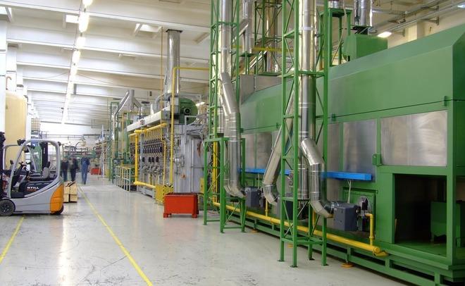 Cначала года объем индустриального производства вКазани вырос на5,2%