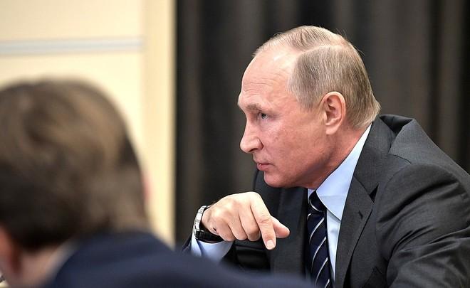 Урожай втекущем году побьет прошлые рекорды— Путин