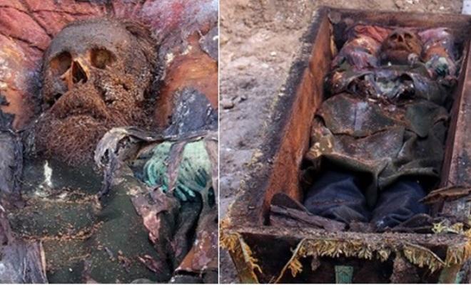 ВТурции обнаружили гроб русского генерала
