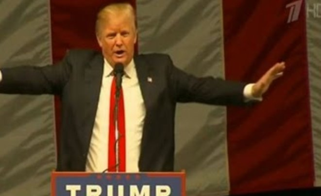 Трамп пообещал выйти изТТП в 1-ый день президентства