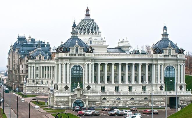 Казань вошла в десятку самых популярных направлений для летних путешествий с детьми