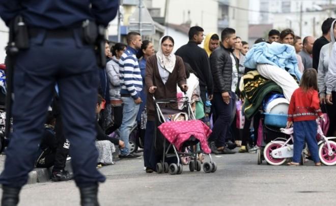Массовая драка произошла около центра приема беженцев вФинляндии