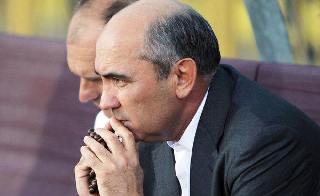 Бердыев возвратится в«Рубин»